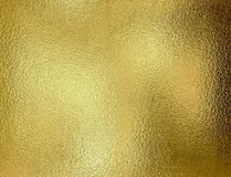 Golden color frosted Glass texture background Stock Photo