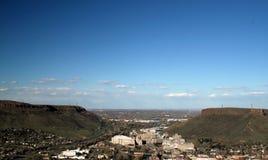 Golden Colorado Royalty Free Stock Photo