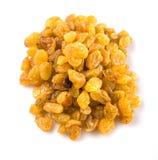 Golden Colored Dried Raisin VII Stock Image