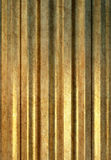 Golden column Royalty Free Stock Photo