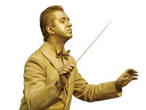 Golden Conductor Stock Images