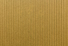 Golden Corrugated Iron.tif Royalty Free Stock Images