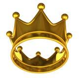 Golden Crown vector illustration
