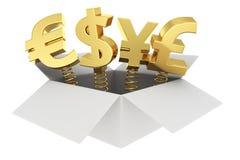Economic surprise Stock Photos