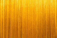 Golden curtain Royalty Free Stock Image