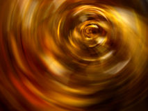Golden Cyclone Stock Photography