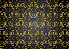 Golden and Dark pattern vintage backgrounds for design. Dark pattern vintage backgrounds for design Royalty Free Stock Photo