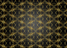 Golden and Dark pattern vintage backgrounds for design. Dark pattern vintage backgrounds for design Royalty Free Stock Images