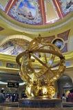 Golden decoration Stock Photos