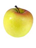Golden delicious Royalty Free Stock Photo
