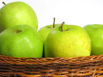 Golden Delicious Stock Photo