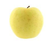 Golden delicious apple Stock Photos