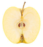 Golden delicious apples royalty free stock images