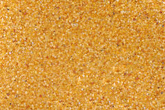 Golden desert sand Royalty Free Stock Photo