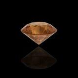 Golden  Diamond Stock Image