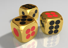 golden dice images free