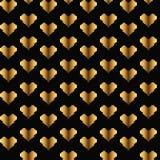 Golden dice Royalty Free Stock Photo