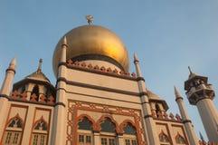 Golden dome Stock Photo