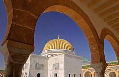 Golden dome Stock Images