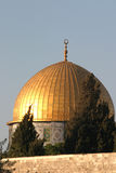 Golden dome Royalty Free Stock Images