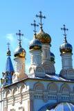 Golden Dome der Ankündigung stockfoto