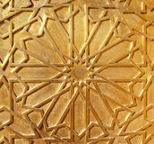 Golden door Stock Photos