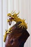 Golden Dragon Royalty Free Stock Photos