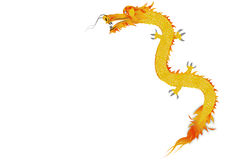 Golden Dragon Royalty Free Stock Photo