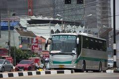 Golden Dragon Bus of Green bus Company. Stock Photography