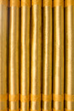 golden drape Royalty Free Stock Image