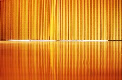 Golden Drape Stock Photos