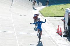 Golden Dunes 2012 bicycle race, Klaipeda Royalty Free Stock Photos