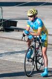 Golden Dunes 2012 bicycle race, Klaipeda Royalty Free Stock Photo