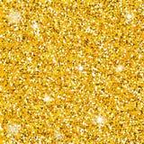 Golden dust seamless Stock Photos
