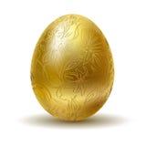 Golden egg. Stock Photo