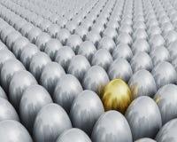 Golden egg Royalty Free Stock Photo