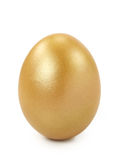 Golden egg Stock Images