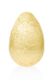 Golden egg stock image