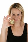 Golden Egg Saving Concept Royalty Free Stock Image