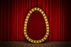 Golden Egg Stage Stock Photography