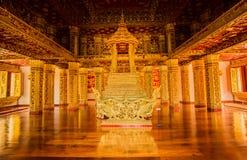 Golden Exquisite Sanctuary - Luang Prabang, Laos Royalty Free Stock Photos