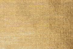 Golden fabric Royalty Free Stock Photo