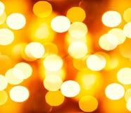 Golden festive background Royalty Free Stock Photo