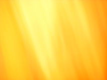 Golden Flames. An abstract background of golden colored flames Royalty Free Stock Photo