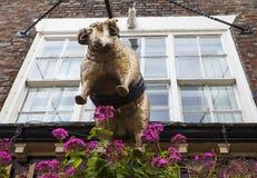 The Golden Fleece Public House in York Stock Photography