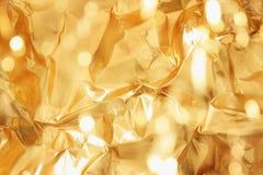 Golden foil texture background. Golden foil texture background stock images