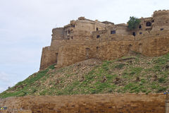 Golden Fort of Jaisalmer Stock Image