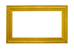 Golden frame Royalty Free Stock Image