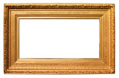 Free Golden Frame Royalty Free Stock Photography - 467437