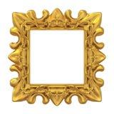 Golden frame Royalty Free Stock Photo